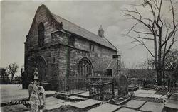 BIRKENHEAD PRIORY RUINS, ST. JAMES CRYPT