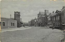 WEST KIRBY, THE STATION, GRANGE ROAD