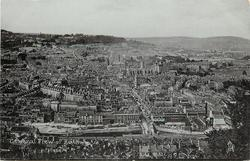 GENERAL VIEW OF BATH
