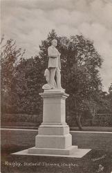 STATUE OF THOMAS HUGHES