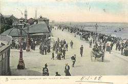 PROMENADE AND RAILWAY STATION