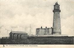 THE LIGHTHOUSE, FLAMBORO, NEAR BRIDLINGTON