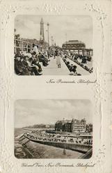NEW PROMENADE, BLACKPOOL//GENERAL VIEW, NEW PROMENADE, BLACKPOOL