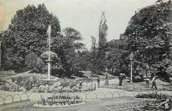 THE ARBORETUM AND FOUNTAIN