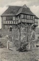 THE PRIEST'S ROOMS, STOKESAY