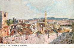 PORTION OF THE CITADEL