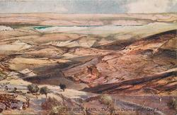 THE JUDEAN DESERT AND THE DEAD SEA