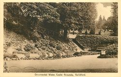 ORNAMENTAL WATER, CASTLE GROUNDS