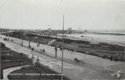 PROMENADE AND MARINE LAKE