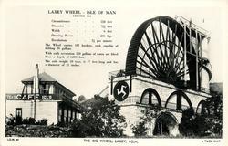 THE BIG WHEEL, LAXEY, I.O.M.