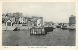 THE QUAY, CASTLETOWN, I.O.M.