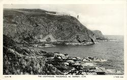 THE LIGHTHOUSE, MAUGHOLD, NR. RAMSEY, I.O.M.