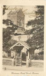 WINDERMERE PARISH CHURCH, BOWNESS
