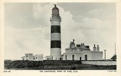 THE LIGHTHOUSE, POINT OF AYRE, I.O.M.