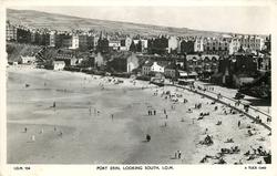 PORT ERIN, LOOKING SOUTH, I.O.M.