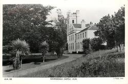 RAVENSDALE CASTLE, I.O.M.