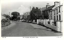 THE VILLAGE, BALLAUGH, I.O.M.