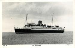 S.S MANXMAN