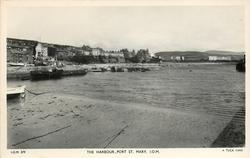 THE HARBOUR, PORT ST. MARY, I.O.M.