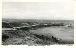PORT ST. MARY FROM PERWICK, I.O.M.