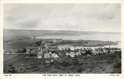 THE TWO BAYS, PORT ST MARY, I.O.M.