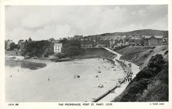 THE PROMENADE, PORT ST MARY, I.O.M.