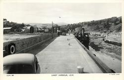 LAXEY HARBOUR, I.O.M.