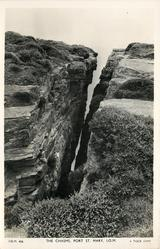 THE CHASMS, PORT ST. MARY, I.O.M.
