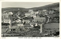 GREGNESH VILLAGE, NEAR PORT ST. MARY, I.O.M.