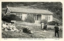 FLORRIE FORDE'S BUNGALOW, NIARBYL BEACH, I.O.M.