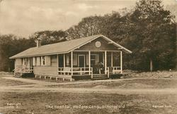 THE HOSPITAL, WEDGES CAMP