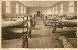 THE DORMITORY, WHITEACRE LANE CAMP
