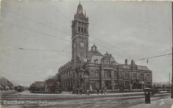EAST HAM, TOWN HALL