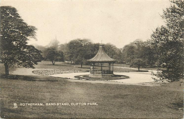 BAND STAND, CLIFTON PARK