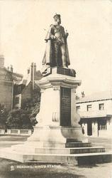 KING'S STATUE