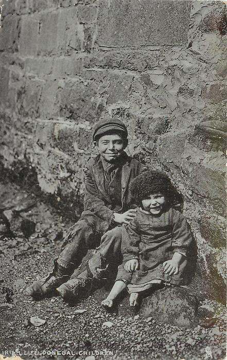 DONEGAL CHILDREN