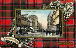 SAUCHIEHALL STREET  GRANT tartan