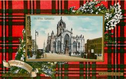 ST. GILES CATHEDRAL  MACGREGOR tartan