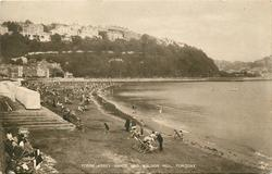 TORRE ABBEY SANDS AND WALDON HILL, TORQUAY