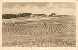 GROUVILLE GOLF LINKS