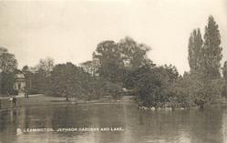 JEPHSON GARDENS AND LAKE