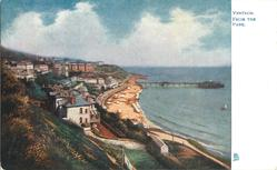 VENTNOR, FROM THE PARK