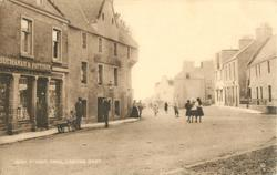 HIGH STREET, CRAIL, LOOKING WEST