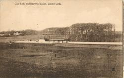 GOLF LINKS AND RAILWAY STATION