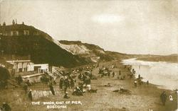 THE SANDS, EAST OF PIER