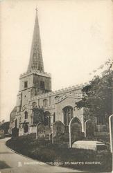 HARROW-ON-THE-HILL, ST. MARY'S CHURCH