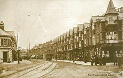 SOUTHBOURNE GROVE