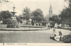 VICTORIA PARK, PORTSMOUTH