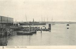 THE HARBOUR, PORTSMOUTH