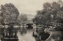 STEPHEN GREEN PARK